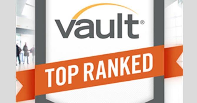 麦肯锡名列2014年 Vault 排行榜榜首